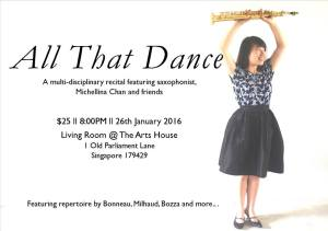 All That Dance Poster