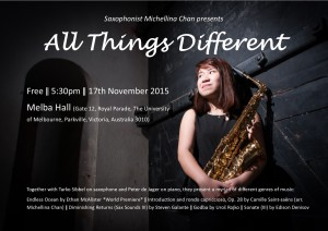 All Things Different Michellina Chan