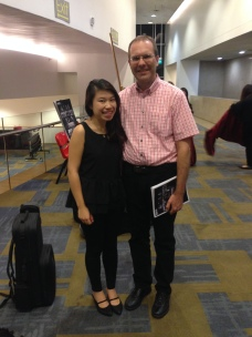 With the Professor Kyle Horch from RCM