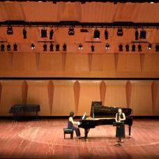 Godba, Jessica Leong (Piano), Michellina Chan (Saxophone)
