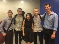 With the Keuris Quartet