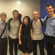 With the Keuris Quartet