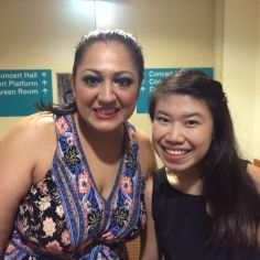 With phenomenal vocalist, Alemay Fernandez