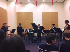 Contemporary Chamber Music concert