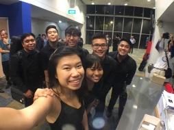 Team Singapore!