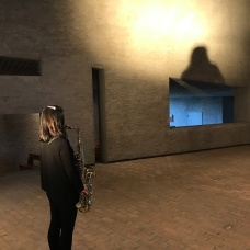 CvA-Sax performance at Thomaskerk, Amsterdam