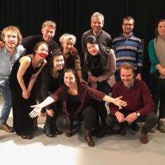 Team Creative Performance Lab 2017
